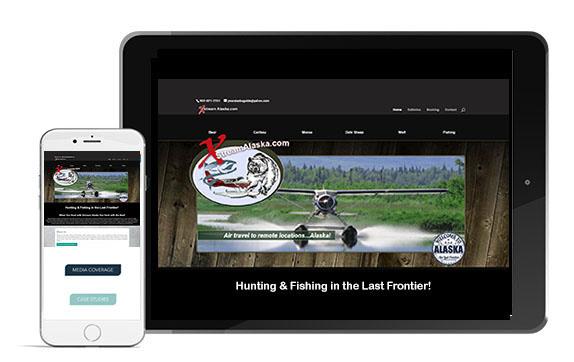 Xstream Alaska Website